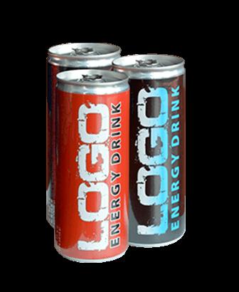 Energy Drink Napoje reklamowe