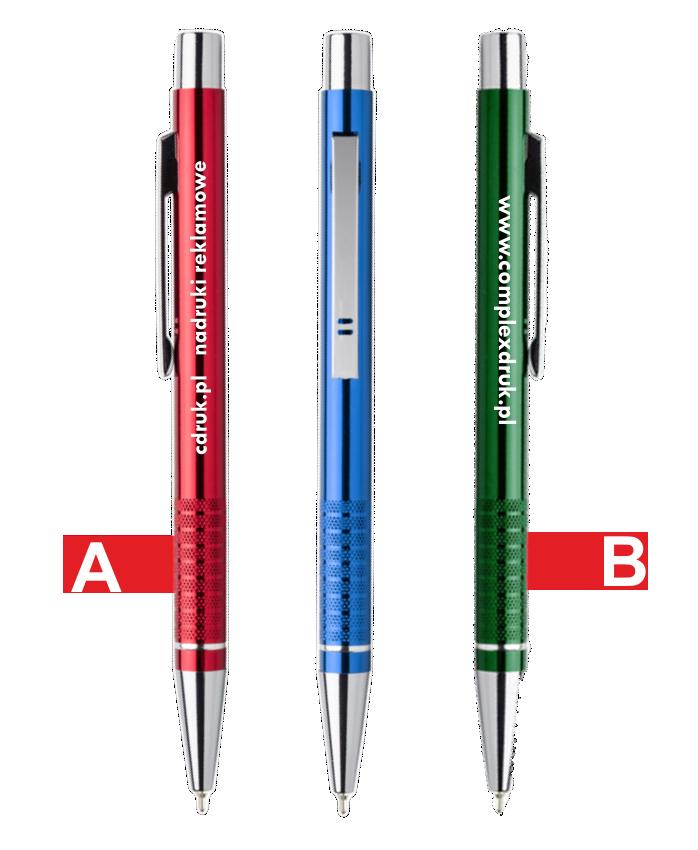 Bonito długopis metalowy