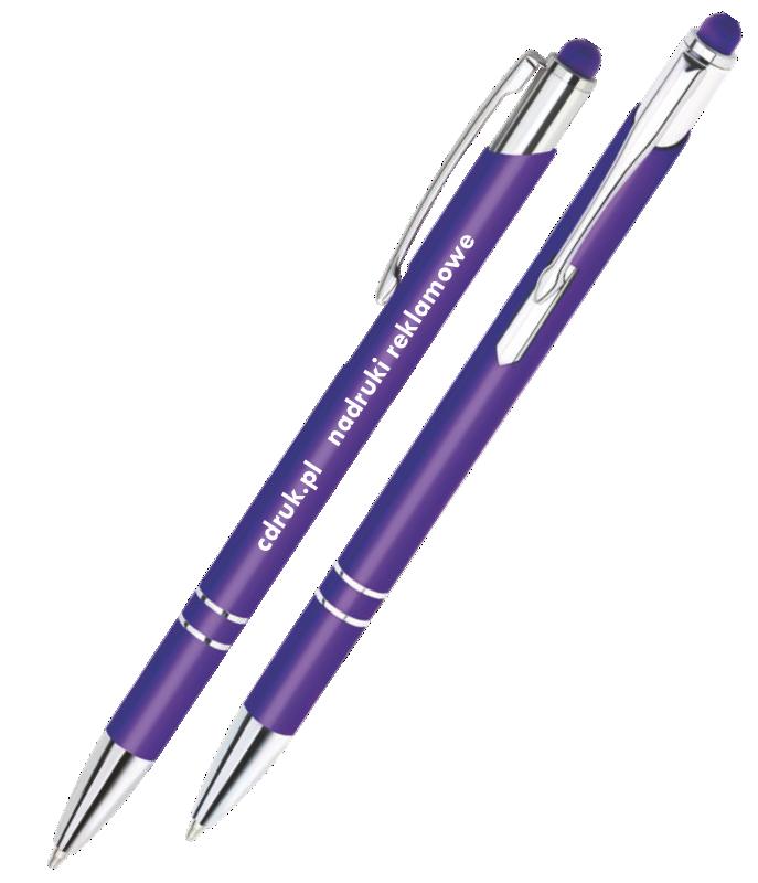 bello długopis metalowy